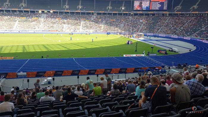 European championships Glasgow