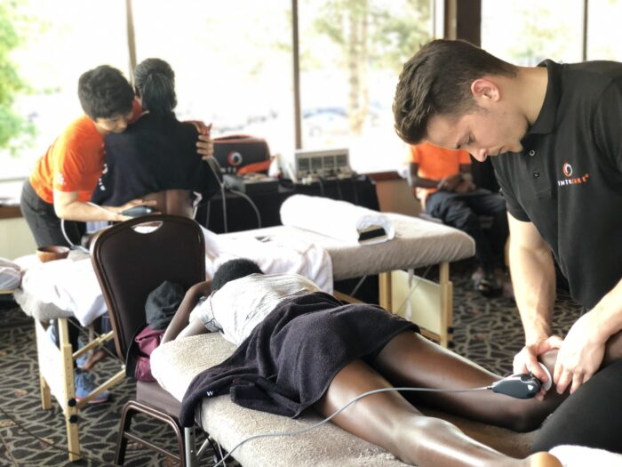 physiotherapy and amateur sport
