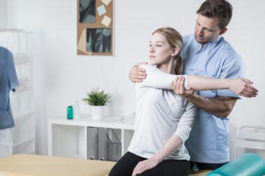 Trattamento de fisioterapia