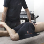 Tecar treatment for lower back pain