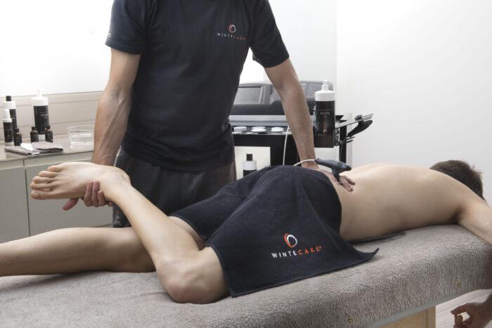 El tratamiento de lumbalgia con tecar