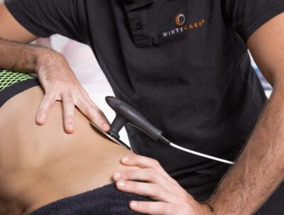 Lombalgia e trattamento con tecar