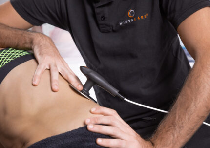 Lumbalgia y tratamiento con tecar