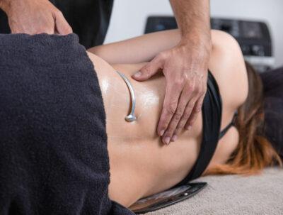 Trattamento con fibrolisori diatermici in caso di lombalgia