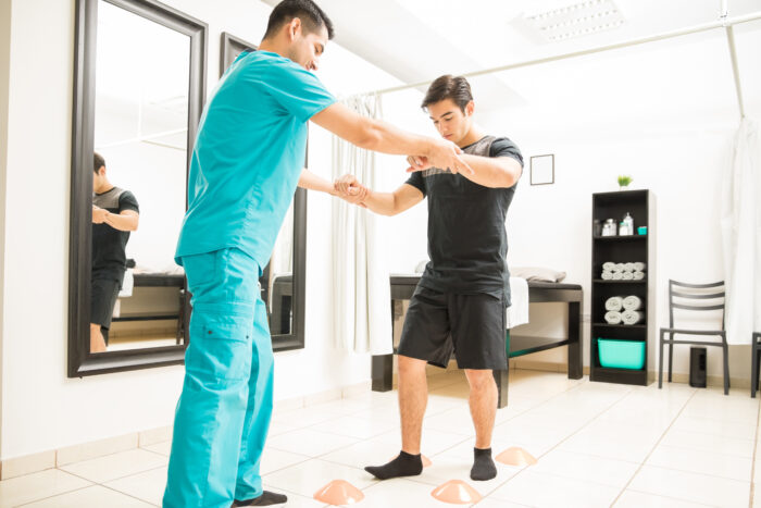 athlete motor recovery